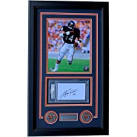 $189 » Walter Payton Chicago Bears Slabbed Signature Cut Framed 8x10 Photo PSA/DNA