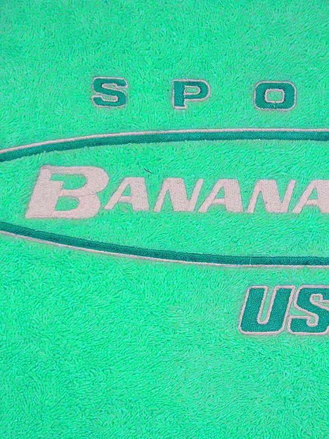 toalla de playa Banana Moon Towely Llano Verde: Amazon.es: Ropa y accesorios