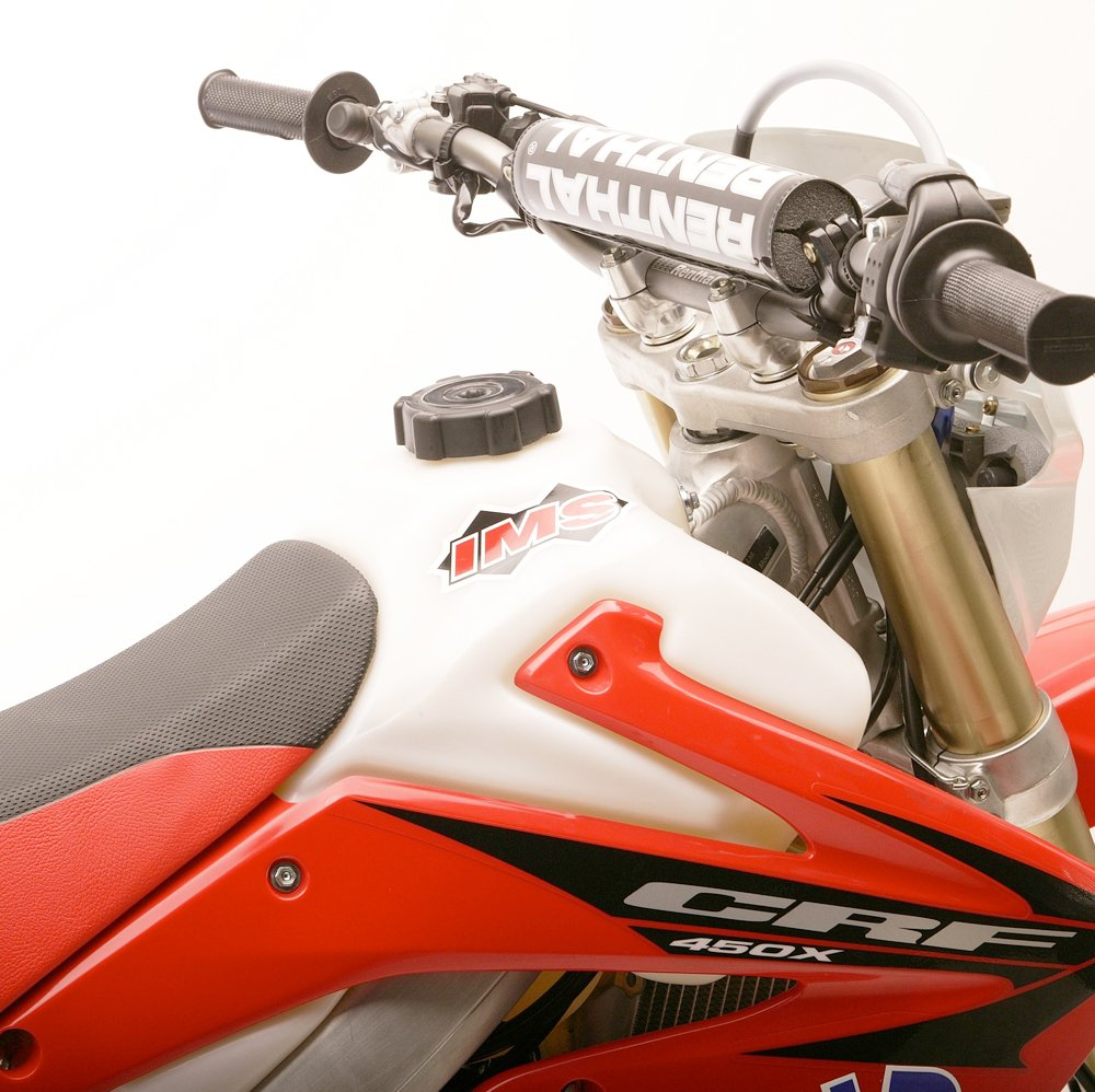 3.2 Gallon Capacity IMS 112242W1 White Large Fuel Tank