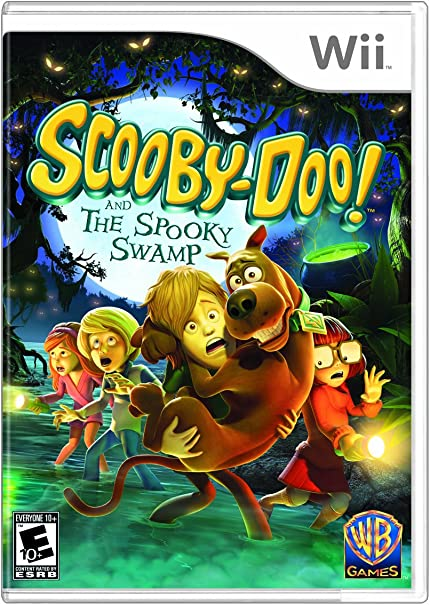 Amazon Com Scooby Doo And The Spooky Swamp Whv Games Video Games