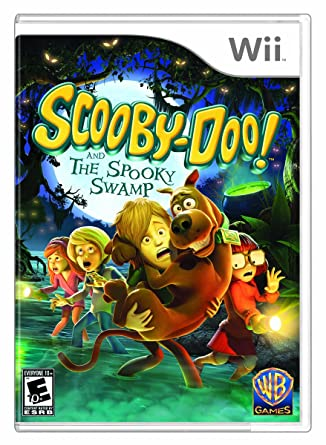 Amazon Com Scoobydoo And The Spooky Swamp Video Games