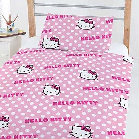 Amazon.com: hello kitty 4 en 1 Junior Bundle juego de cama ...
