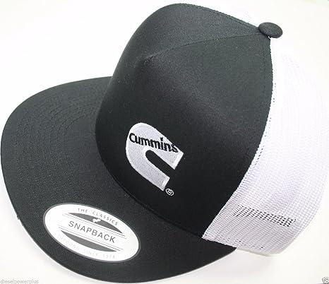 0eaca4bc98e Dodge Cummins trucker mesh summer cummings hat ball cap flat bill snap back  base