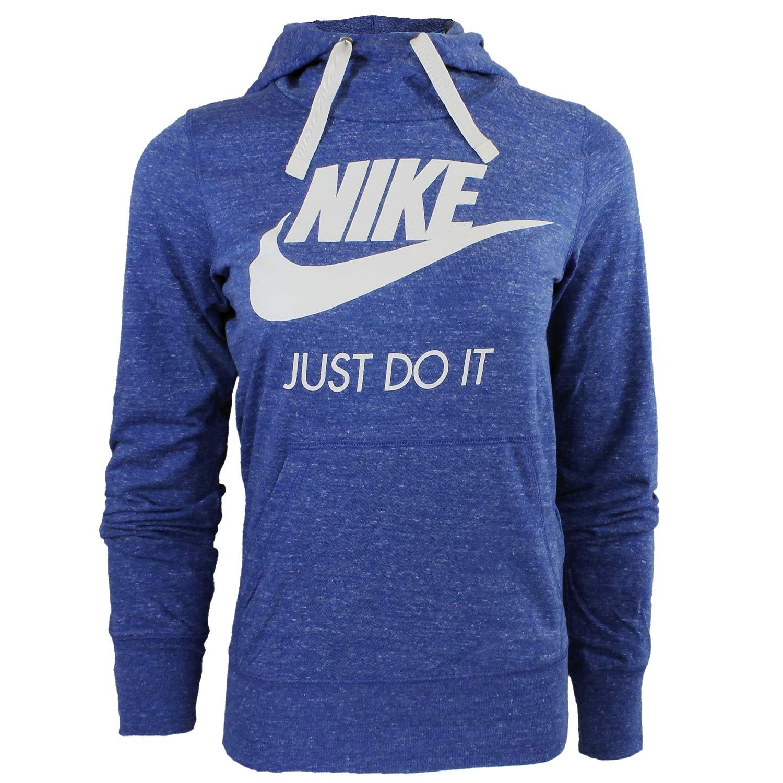 Nike Women\'s Gym Vintage Hybrid Hoodie