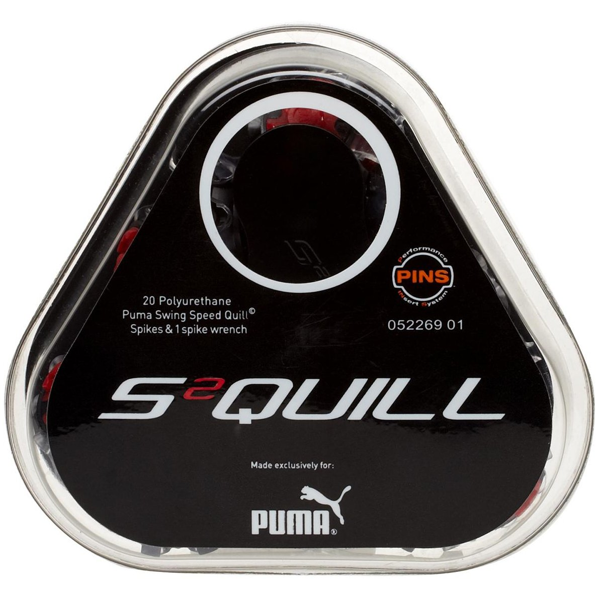 Puma S2quill Performance Replacement Spike 20 Pcs with Wrench