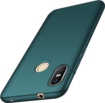 anccer Funda Xiaomi Mi A2 Lite Ultra Slim Anti-Rasguño y ...