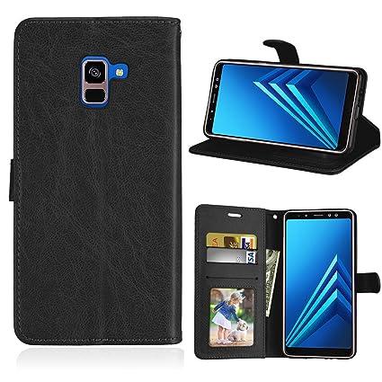 DIKAS Funda Samsung Galaxy A8 Plus 2018, Carcasa Samsung ...