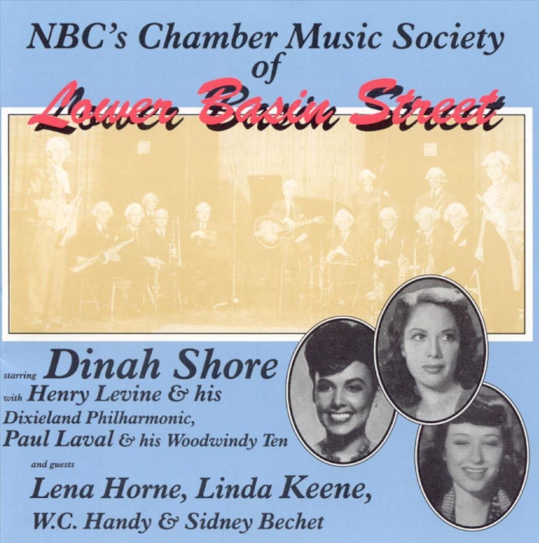 Lower Basin Street CD