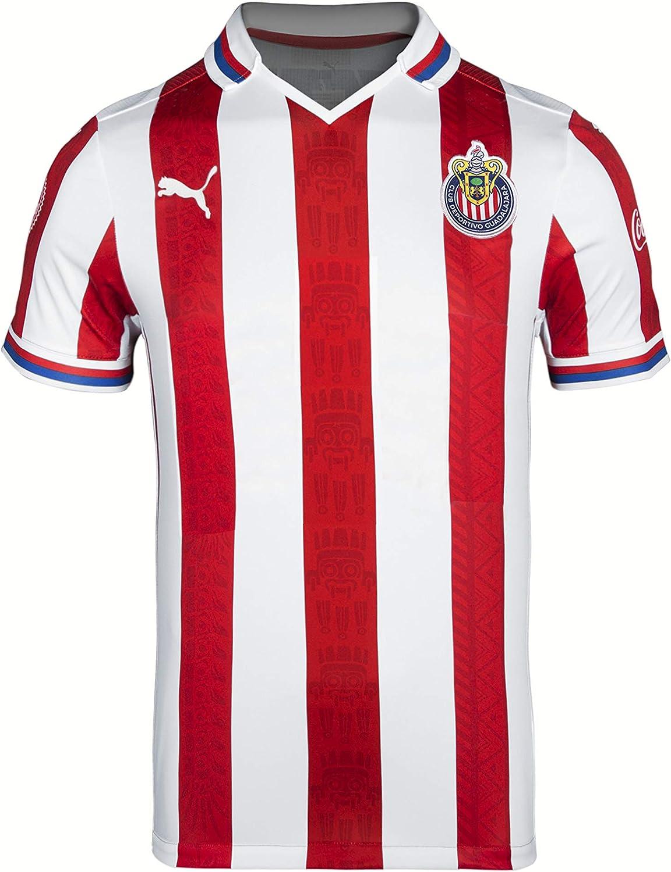 PUMA - Kids Chivas Home Shirt Replica 20-21