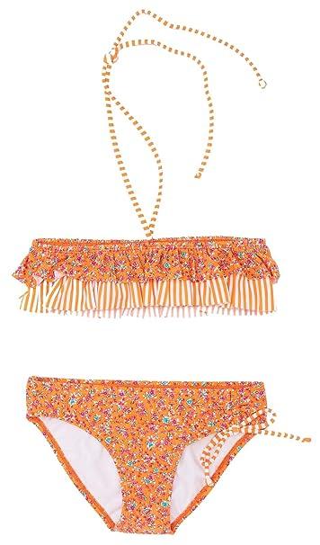 6d3d8cde27 Amazon.com: Roxy Big Girls (7-16) Sand Blossom Drawstring Ruffle ...