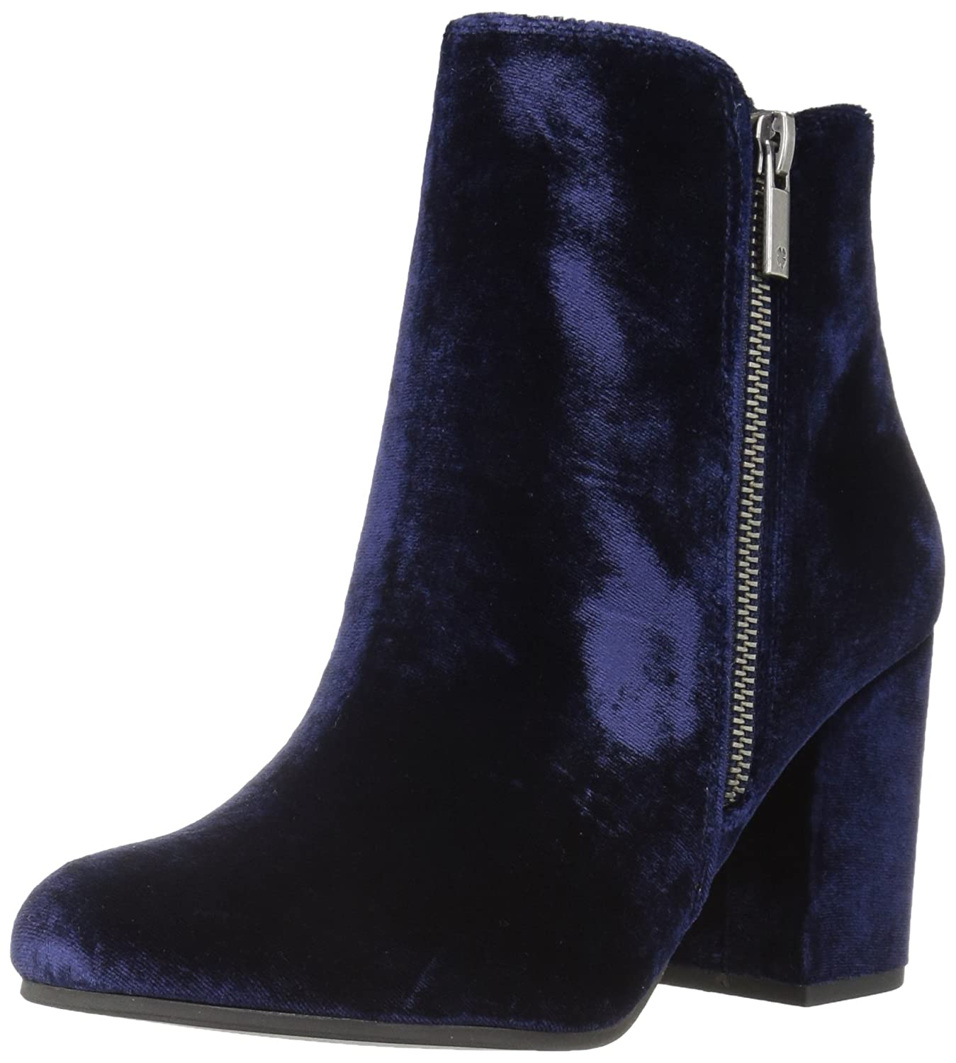 Lucky Brand Women's Shaynah Ankle Boot B01N9JXXM8 5.5 M US|Navy