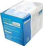 Romed Lot de 50 seringues stériles à usage unique 20 ml