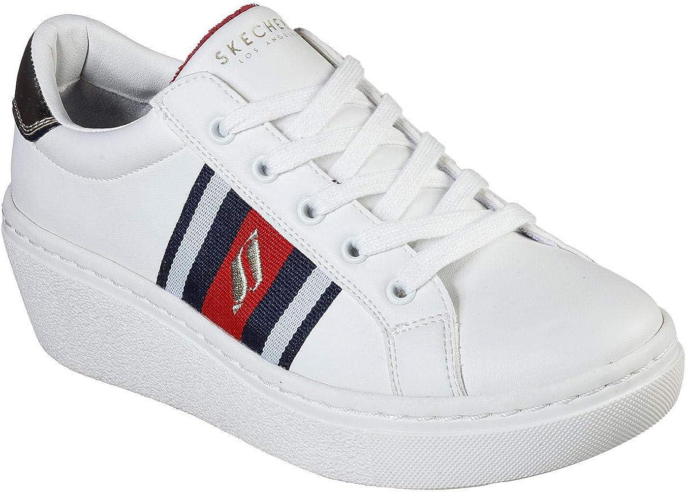 skechers sneaker wedges