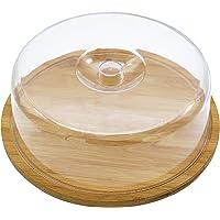 Quesera Redonda con Tapa de Plastico – Caja