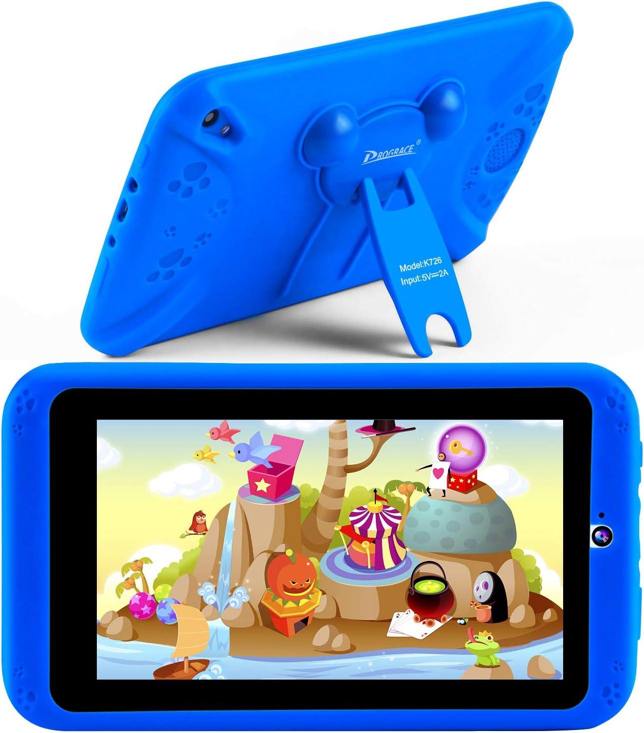 PROGRACE Kids Tablets Android 9 QuadCore