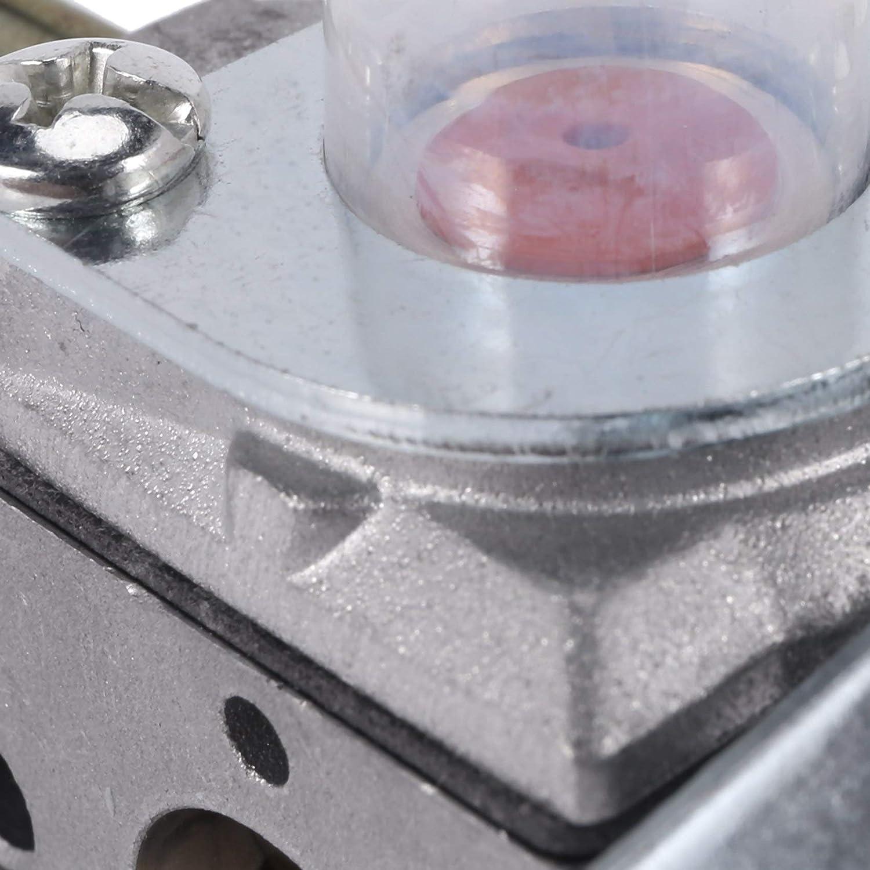 Basage Carburador WT460 para Emak Oleo Efco WT460 2318690R 730735740 Efco 8300 8350 8400 8405