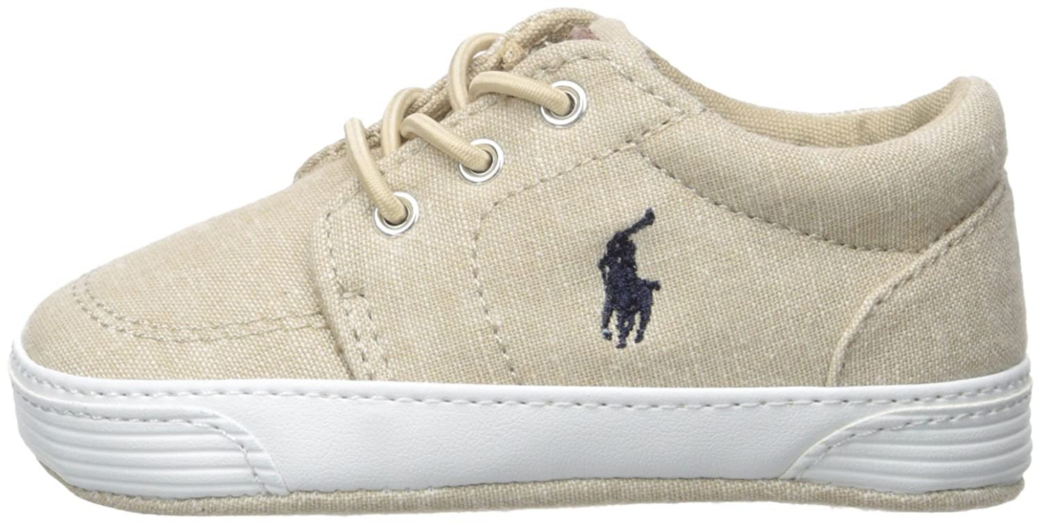 Ralph Lauren Layette Faxon Gore Crib Shoe Infant//Toddler