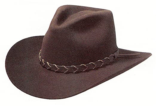 8fda4283 Amazon.com: Stetson Chevron Gun Club Collection Hat (6 3/4): Clothing