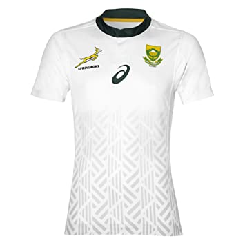 ee8a6ac0d57 Maillot fan Afrique du Sud: Amazon.co.uk: Sports & Outdoors