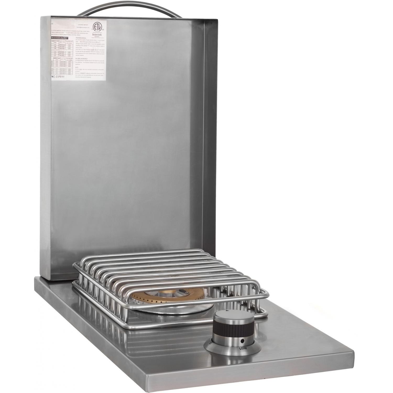 Blaze Grills Drop-in Gas Single Side Burner Gas Type: Propane by Blaze Grills
