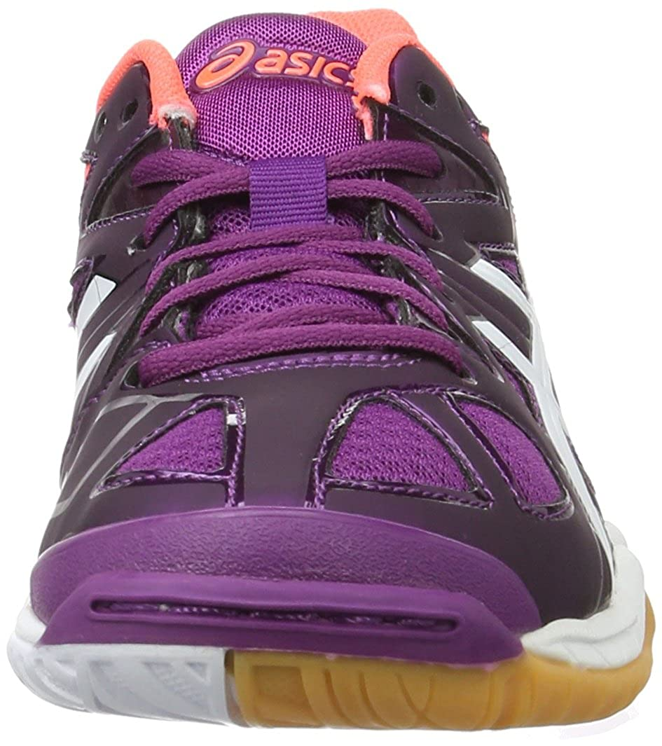 Asics B554N Zapatos de Voleibol Mujer