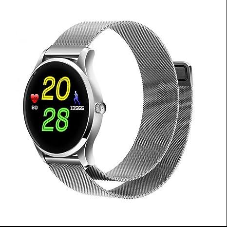 Relojes Intelligent Fitness Tracker con Recordatorio Inteligente/Monitor de Calorías/Análisis de Sueño/