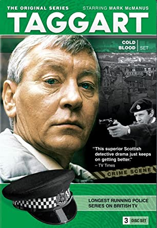 Taggart - Cold Blood Set