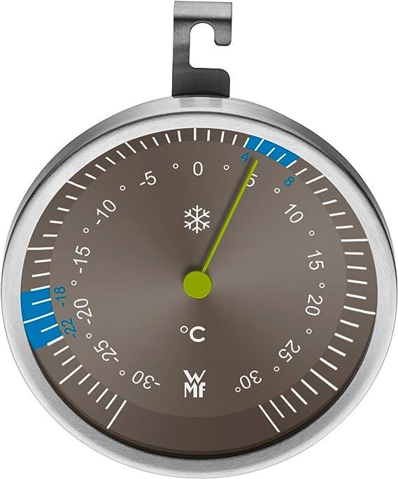 Compra WMF 608656030 Scala - Termómetro para Nevera y congelador ...