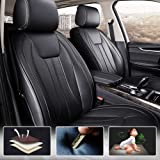 HIGH QUALITY ELEGANT JACQUARD HOLDEN TRAX BLACK FRONT CAR SEAT COVERS