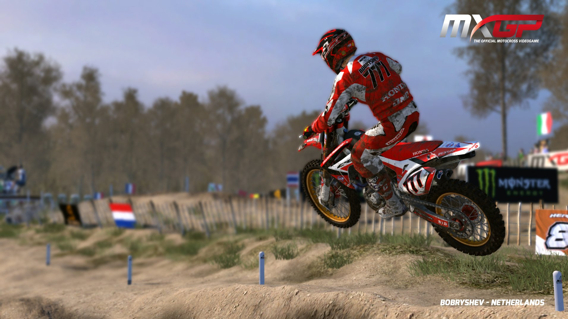MXGP 14: The Official Motocross Videogame by Bandai (Image #8)