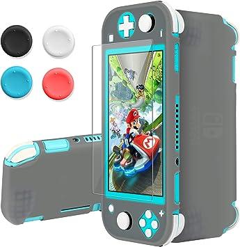 Pakesi - Carcasa para Nintendo Switch Lite (TPU), diseño de Nintendo Switch Lite: Amazon.es: Electrónica