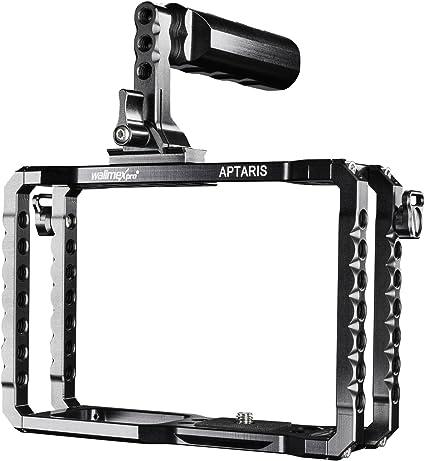 Walimex Pro Aptaris Cage System Für Olympus Om D E M5 Kamera