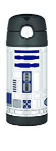 Thermos Funtainer 12 Ounce Bottle, R2D2