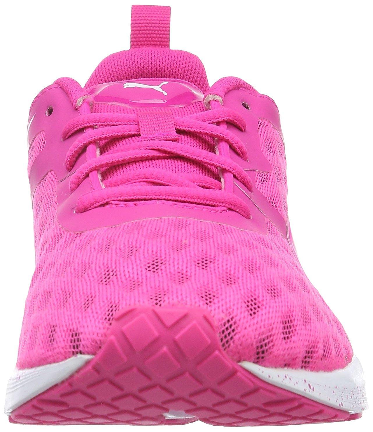 Puma Damen Pulse Xt V2 Ft WNS Hallenschuhe Weiß Pink (Pink Glo-puma Weiß Hallenschuhe 03) 76757e