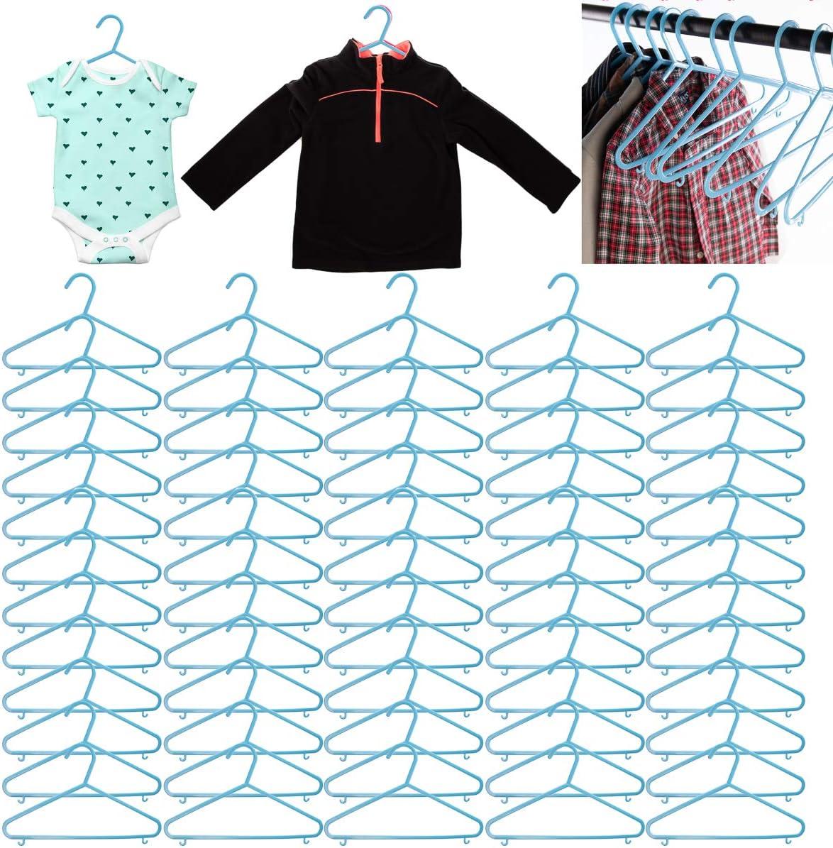 12 Childrens Linen Slim-Line Hanger
