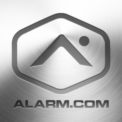Alarm.com (Best Gallery Lock For Android)