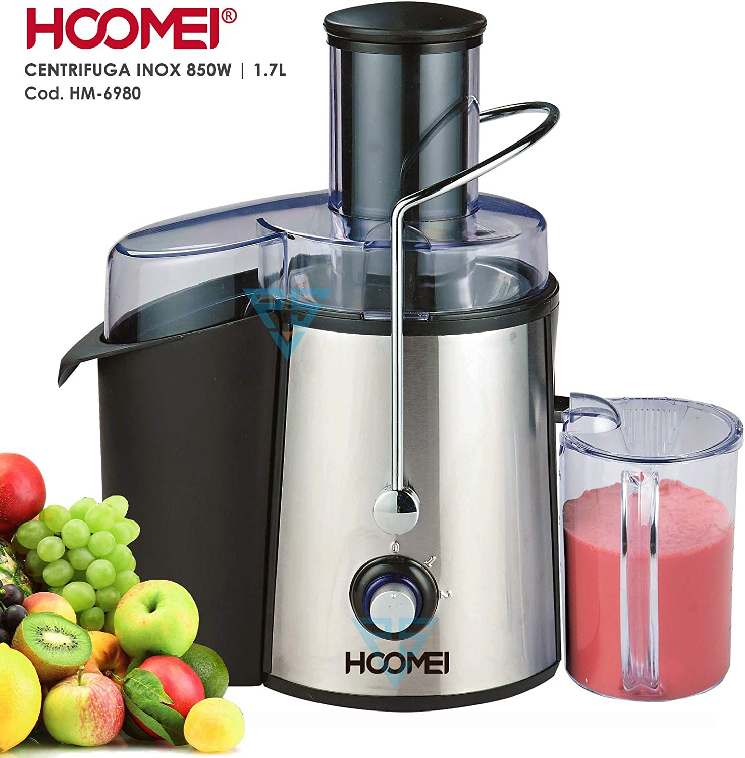 Hoomei Centrifuge, Cold Juice Extractor