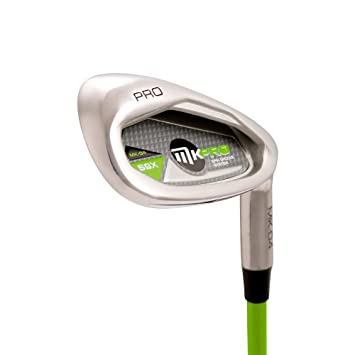 Masters Golf - MK Pro PW Iron Left-Hand Green 57in - 145cm ...