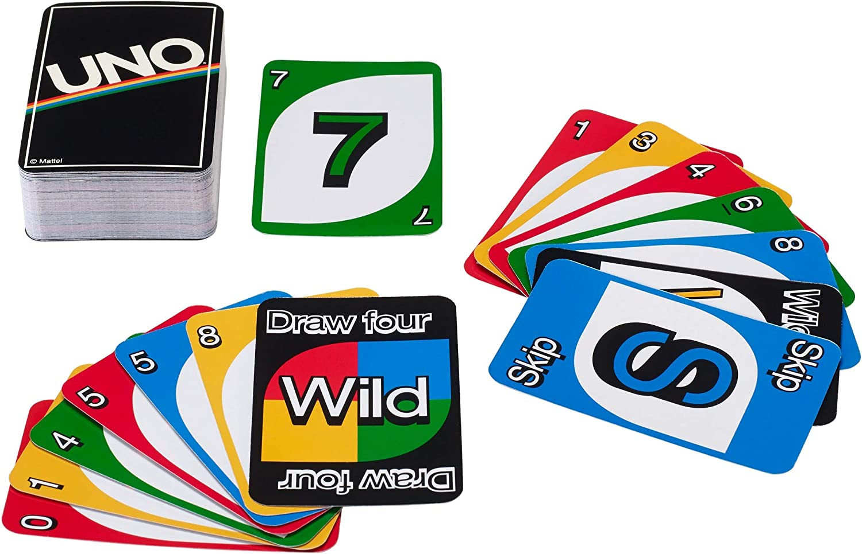 Retro Edition Brand New Uno Card Game