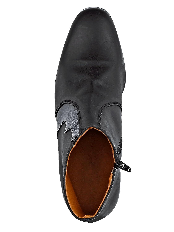 Softwalk Stiefelette mit Praktischem Praktischem mit Innenreißverschluss Schwarz 2894f8