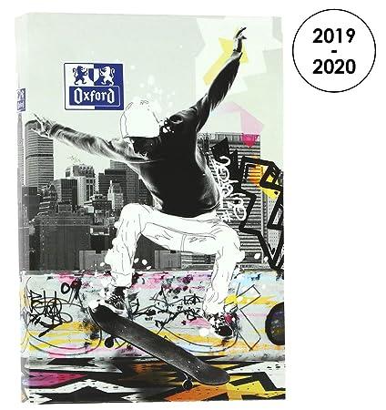 Oxford Deporte Spirit agenda escolar (años 2017 - 2018 1 día ...
