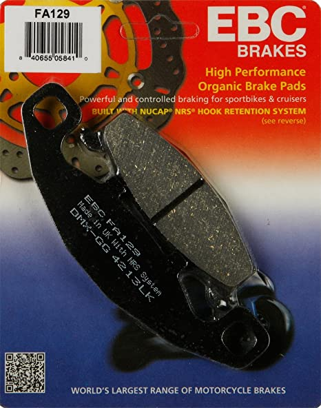 Amazon.com: EBC BRAKE PADS FOR 1992 Kawasaki ZX 1100 Ninja ...