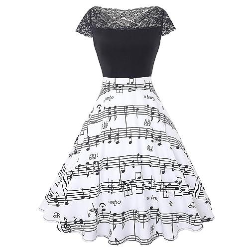 Music Dresses Amazon Com