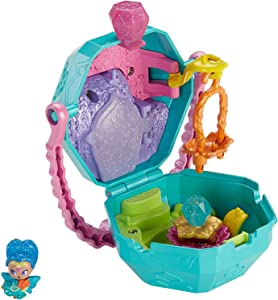 Fisher Price Shimmer and Shine Teenie Genies Flower Sprites On The Go Playset