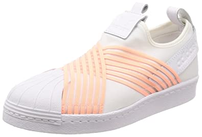online store 55afe e63bb Amazon.com | adidas Women's Superstar Slip on Low-Top ...