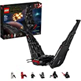 LEGO Star Wars: The Rise of Skywalker Kylo Ren's Shuttle 75256 Building Kit, New 2019