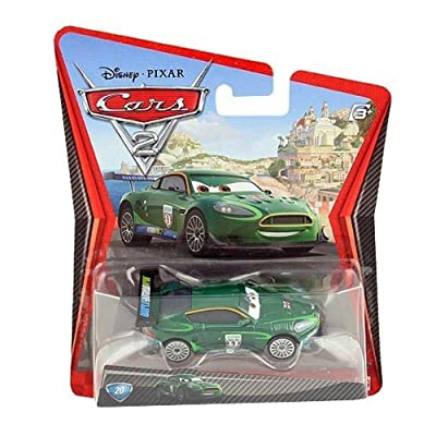 Disney/Pixar Cars 2 Nigel Gearsley #20 1:55 Scale: Toys & Games