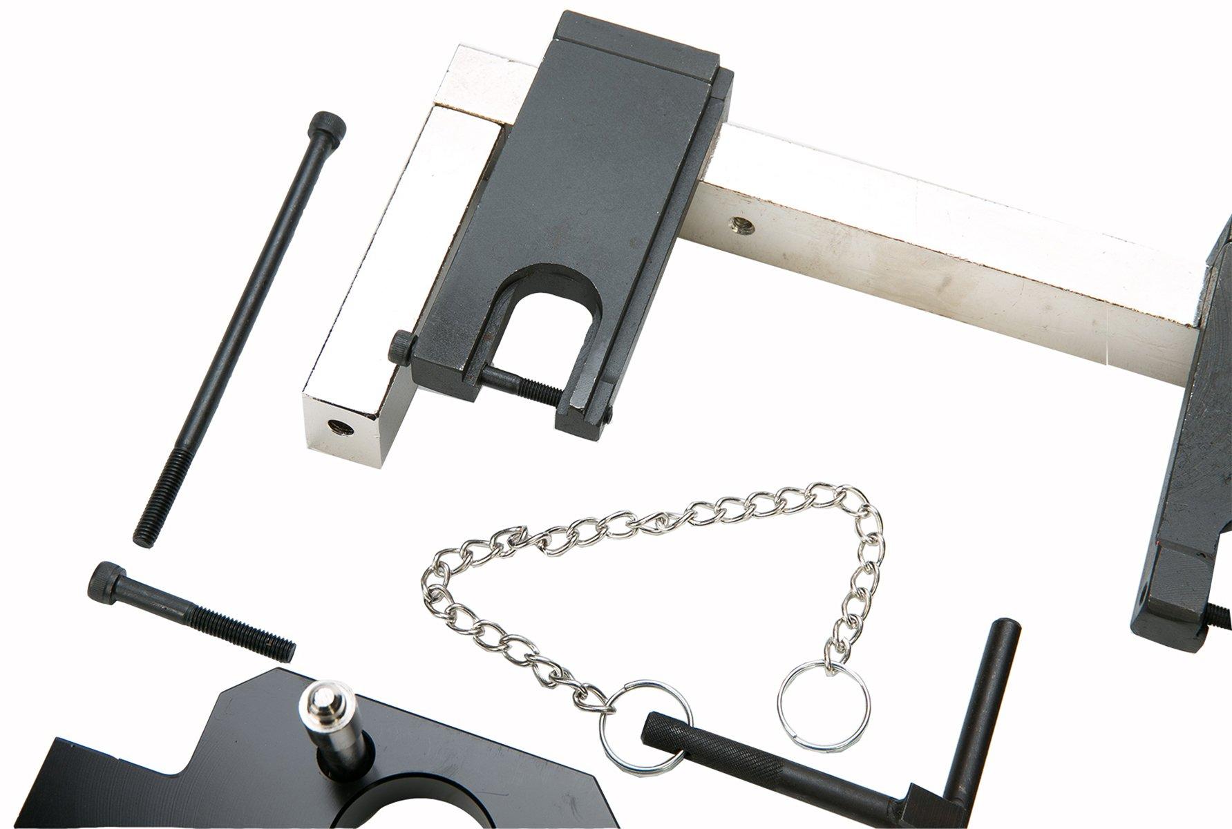 8MILELAKE Engine Alignment Locking Timing Tool Compatible for BMW N20 N26 Vanos Cam Camshaft by 8MILELAKE (Image #3)