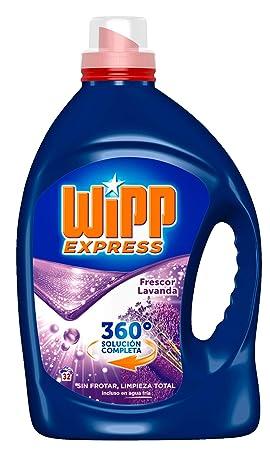 Wipp Express Detergente Líquido Lavanda - 31 Lavados (1,55 L)