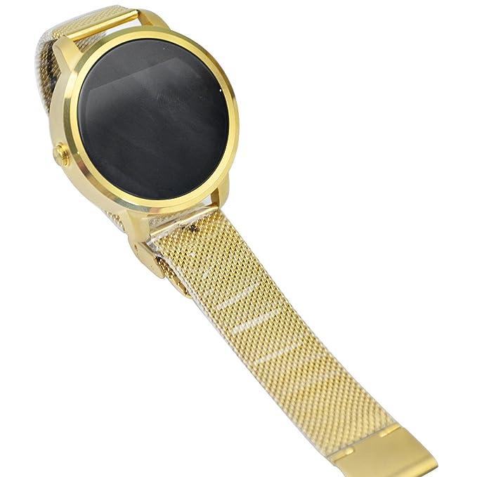 Teléfono reloj inteligente, Smartwatch/Active Tracker reloj ...